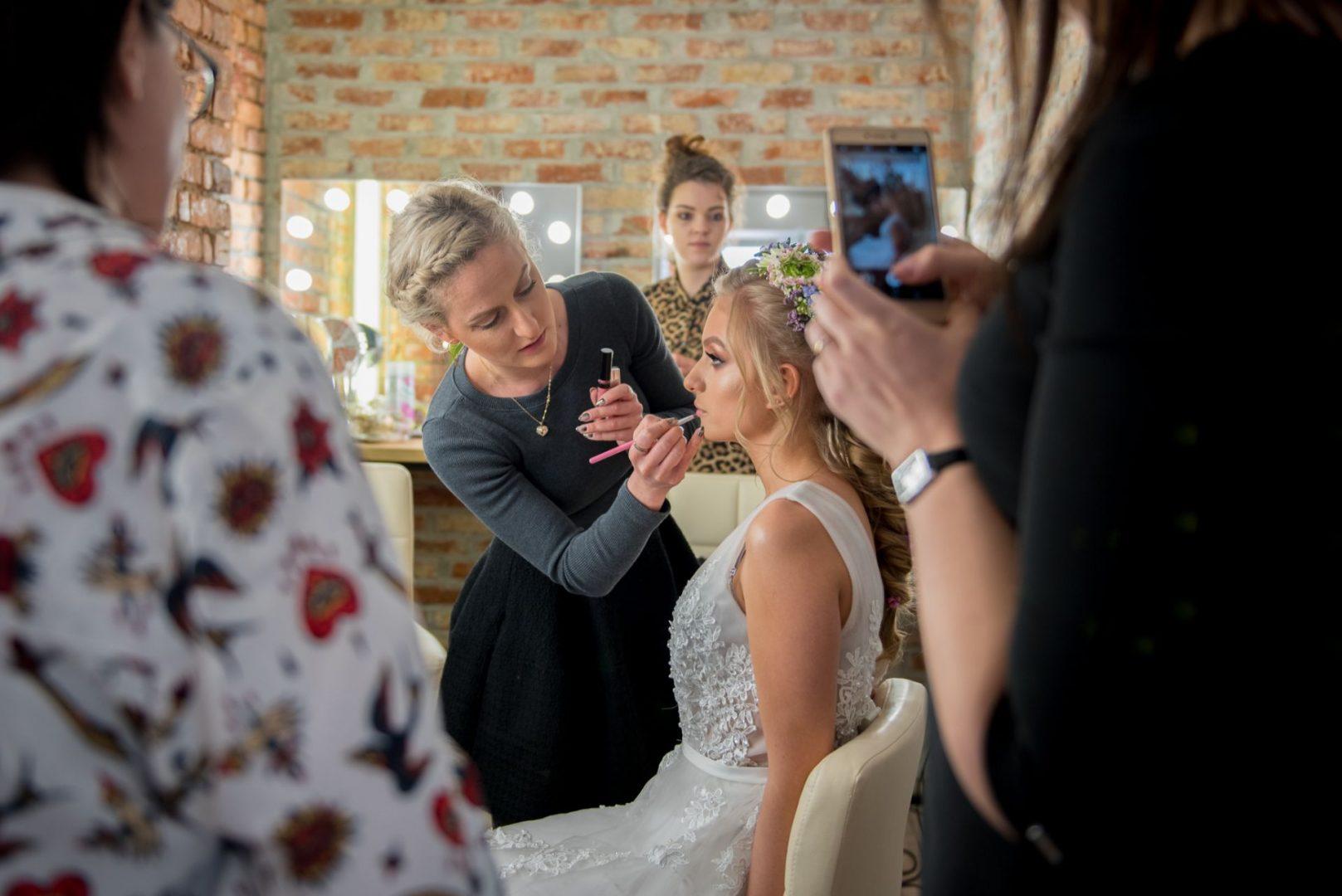 Kursy Makijażu - Karolina Kuklińska Makeup Artist, Szczecin