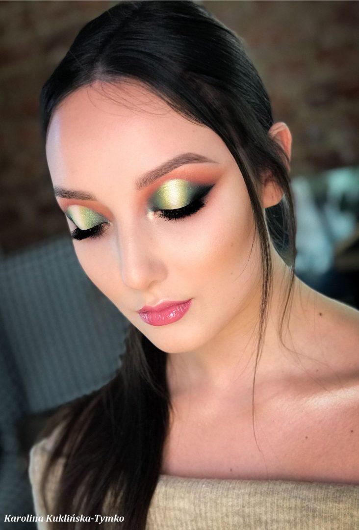 Makijaż Wieczorowy - Karolina Kuklińska Makeup Artist - Szczecin