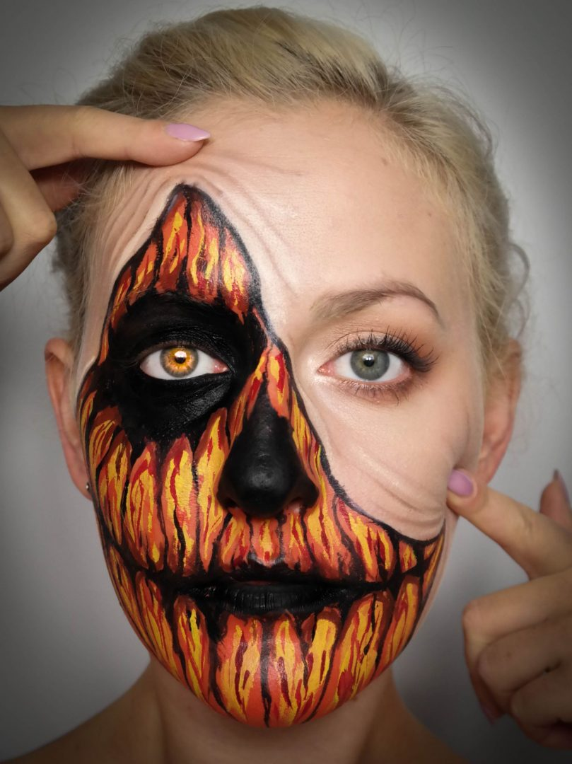Face i Bodypainting - Karolina Kuklińska, Makijaż Szczecin